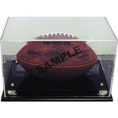 Présentoir de luxe en acrylique pour ballon de football