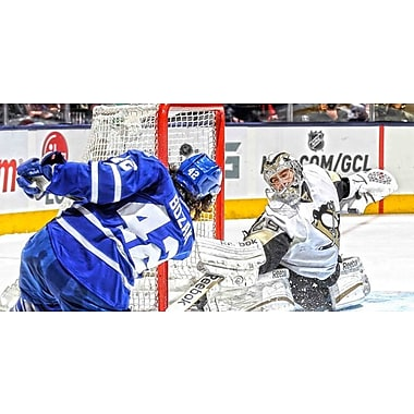 Tyler Bozak Canvas, Toronto Maple Leafs Horizontal, vs. Pittsburgh Penguins