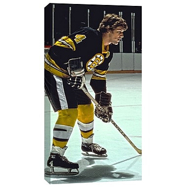 Bobby Orr Canvas, Boston Bruins