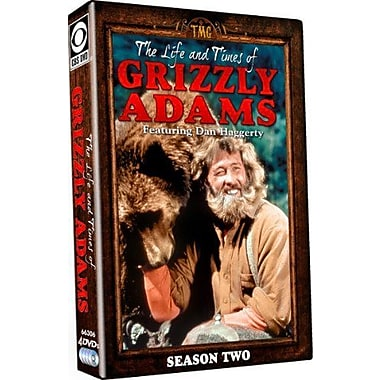 Grizzly Adams, Life and Times - Season 2 (DVD)