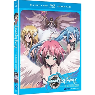 Heaven'S Lost Property - The Angreoid Of (DVD + Blu-Ray)