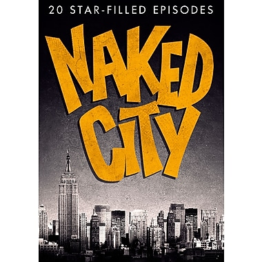 Naked City: 20 Star Filled episodes (DVD)