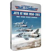 Jets at War 1950-2013 Coll. Tin (DVD)