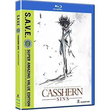 Casshern Sins - Complete Series - S.A.V. (Blu-Ray)