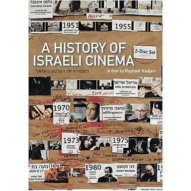 A History of Israeli Cinema (DVD)