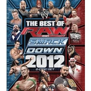 WWE 2013 - Raw & SmackDown - The Best of 2012 (Blu-Ray)