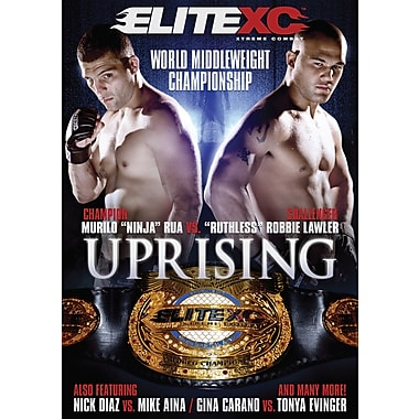 Elite XC: World Middleweight Championship: Uprising (Rua vs Lawler) (DVD)