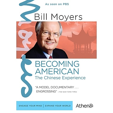 Bill Moyers - Becoming American (DVD)