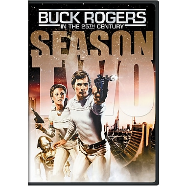 Buck Rogers in the 25th Century: Season Two (DVD)