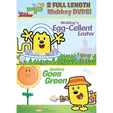 Wubbzy Easter 2 Pack (DVD)