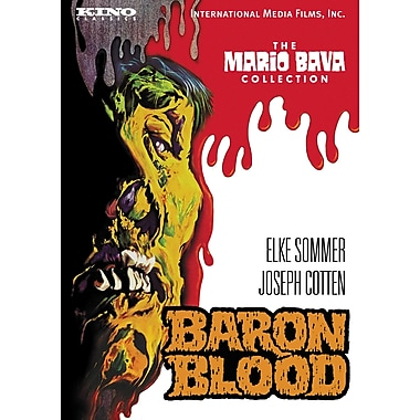 Baron Blood (DVD)