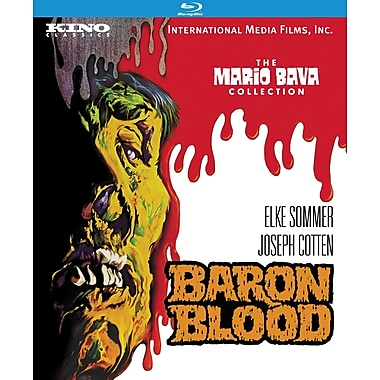 Baron Blood (Blu-Ray)