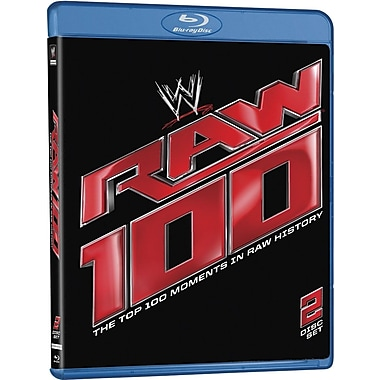 WWE 2012 - Raw 1,000 Moments (Blu-Ray)