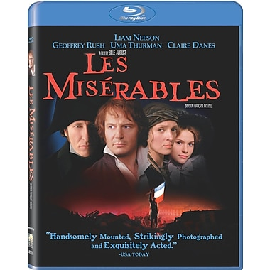 Les Miserables (1998) (Blu-Ray)