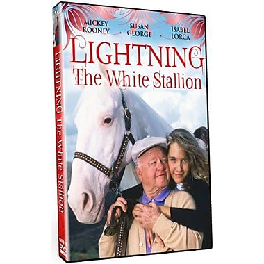 Lightning the White Stallion (DVD)