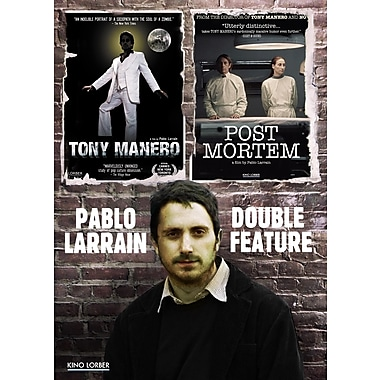 Pablo Larrin: Director's Set (Tony Manero & Post Mortem) (DVD)