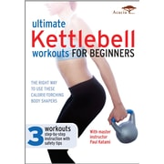 Ultimate Kettlebell Workouts for Beginners (DVD)