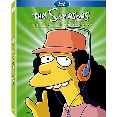 The Simpsons: Season 15 (Blu-Ray)
