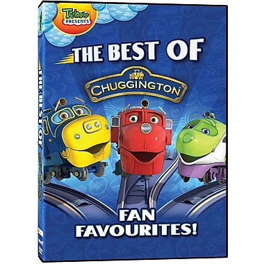 Chuggington: The Best of Chuggington (DVD)