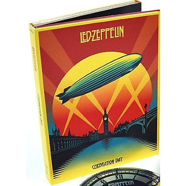 Led Zeppelin Celebration Day(Dvd/2 Cds) (DVD)