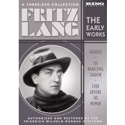 Fritz Lang: The Early Works (DVD)