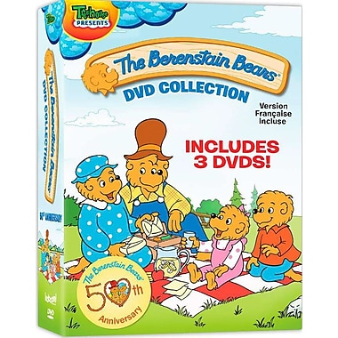 The Berenstain Bears - DVD Collection - Bilingual (DVD)