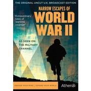 Narrow Escapes of World War II (DVD)