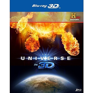 The Universe - 3D 3 Pack (3D Blu-Ray)