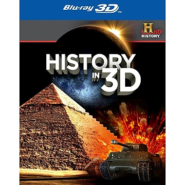 HISTORY in 3D (3D Blu-Ray)