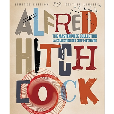 Alfred Hitchcock: The Masterpiece Collection (Blu-Ray)