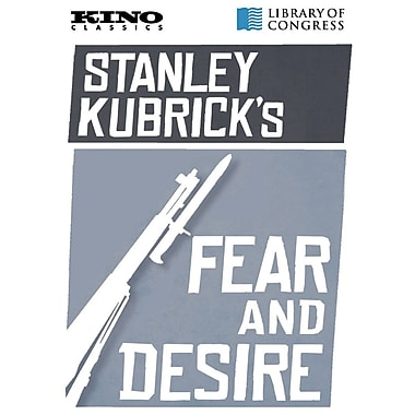 Stanley Kubrick's Fear and Desire (DVD)