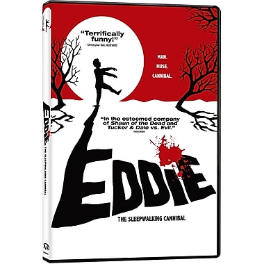 Eddie the Sleepwalking Cannibal (DVD)