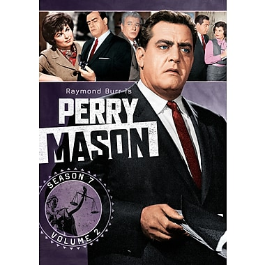 Perry Mason: The Seventh Season - Volume Two (DVD)