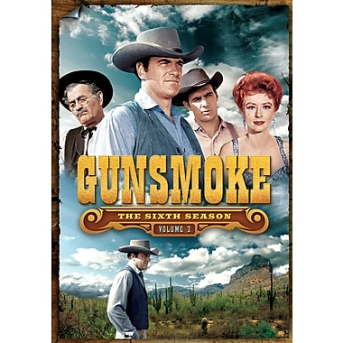Gunsmoke: The Sixth Season, Volume Two (DVD)