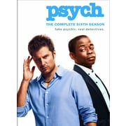 Psych: The Complete Sixth Season (DVD)