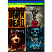 Dawn of the Dead/George A. Romero?s Land of the Dead/Halloween II/The People Under the Stairs (DVD)