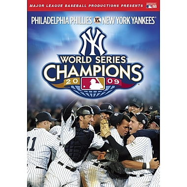 Official 2009 World Series Film - New York Yankees (DVD)