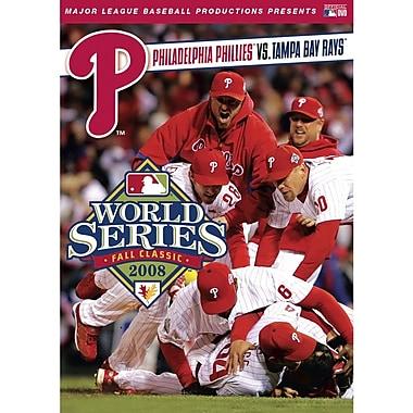 Official 2008 World Series Film - Philadelphia Phillies (DVD)