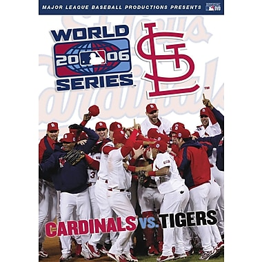 Official 2006 World Series Film - St. Louis Cardinals (DVD)