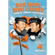 Bob Hope and Bing Crosby Road to Comedy Collection (DVD)