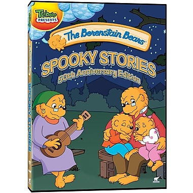 The Berenstain Bears - Spooky Stories (DVD)