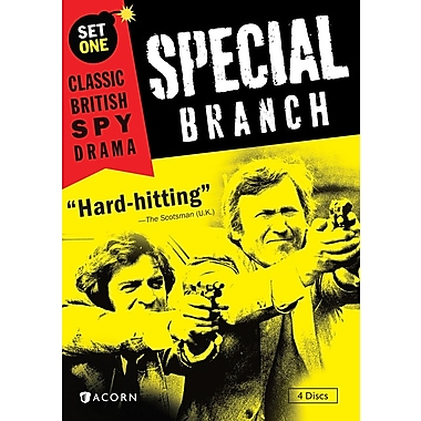 Special Branch - Set 1 (DVD)