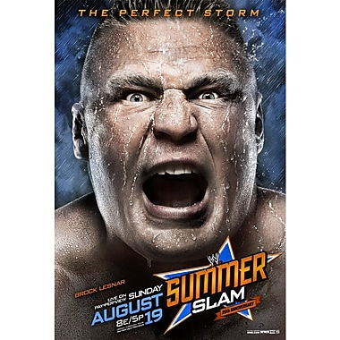 WWE 2012 - Summerslam 2012 - Los Angeles, CA - August 19, 2012 PPV (Blu-Ray)