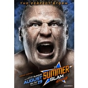 WWE 2012 - Summerslam 2012 - Los Angeles, CA - August 19, 2012 PPV (Blu-Ray)