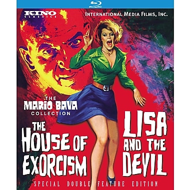 Lisa and the Devil/The House of Exorcism: Remastered Edition (Blu-Ray)