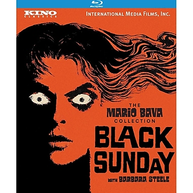 Black Sunday: Remastered Edition (Blu-Ray)