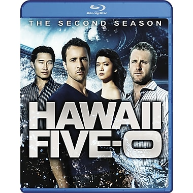 Hawaii Five-O (2010): The Second Season (Blu-Ray)