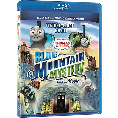 Thomas & Friends: Blue Mountain Mystery Combo (Blu-Ray + DVD)