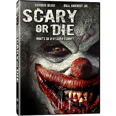 Scary or Die (DVD)