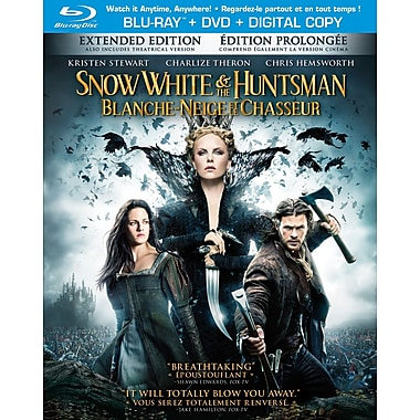 Snow White and the Huntsman (Blu-Ray + DVD + copie numérique)